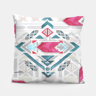 Thumbnail image of Abstract Cushion , Live Heroes