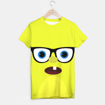 Thumbnail image of Nerdy Monster T-shirt, Live Heroes