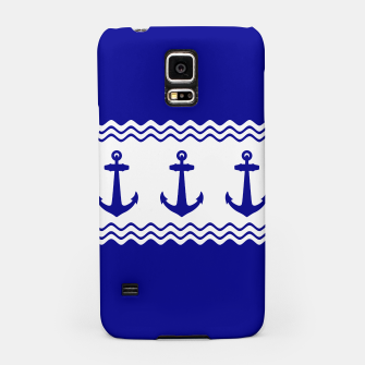 Thumbnail image of Coastal Sailing Anchor Samsung Case, Live Heroes