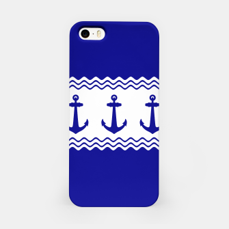 Thumbnail image of Coastal Sailing Anchor iPhone Case, Live Heroes