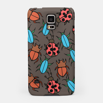 Thumbnail image of Bug Ladybugs and Beetles Lover Samsung Case, Live Heroes