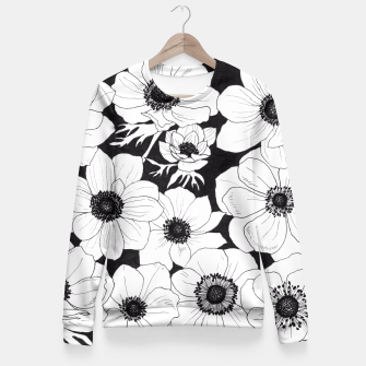 Anemones Fitted Waist Sweater thumbnail image