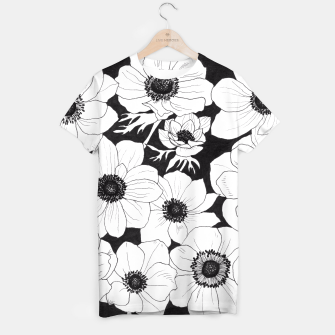 Thumbnail image of Anemones T-shirt, Live Heroes