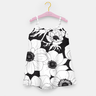 Thumbnail image of Anemones Girl's Dress, Live Heroes