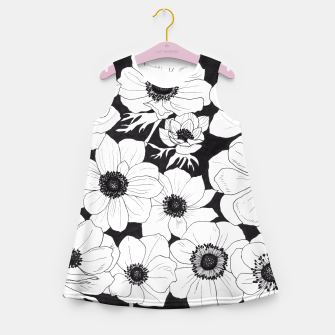 Thumbnail image of Anemones Girl's Summer Dress, Live Heroes