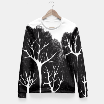 Trees Fitted Waist Sweater thumbnail image