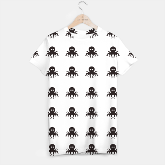 Thumbnail image of Plural octopus 1 Camiseta, Live Heroes