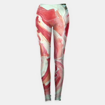Thumbnail image of Flowers for My Sister Leggings, Live Heroes