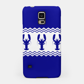 Thumbnail image of Coastal Lobster Samsung Case, Live Heroes