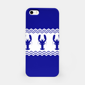 Thumbnail image of Coastal Lobster iPhone Case, Live Heroes