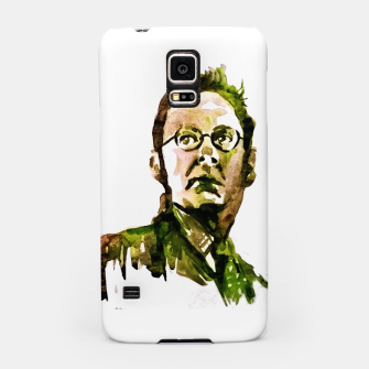 Thumbnail image of Harold Finch Person of interest Samsung Case, Live Heroes