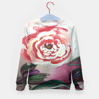 Thumbnail image of Mother's Day Kid's Sweater, Live Heroes