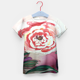 Thumbnail image of Mother's Day Kid's T-shirt, Live Heroes