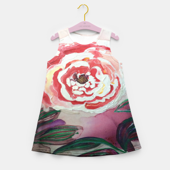 Thumbnail image of Mother's Day Girl's Summer Dress, Live Heroes