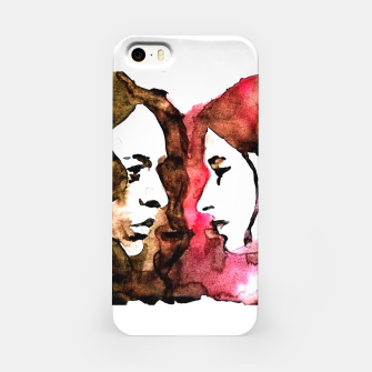 Thumbnail image of Root and Shaw Person of interest iPhone Case, Live Heroes