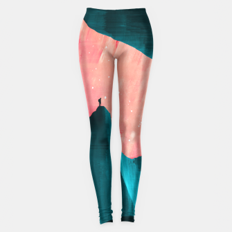 Thumbnail image of We understand only after Leggings, Live Heroes