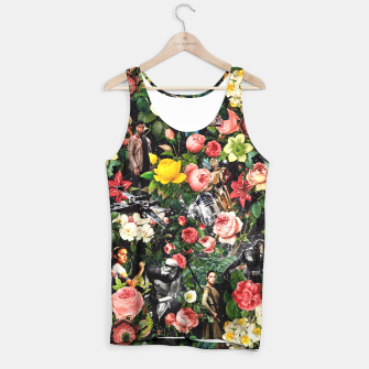 Thumbnail image of 1977-2016 Starwars and Floral Pattern Tank Top, Live Heroes