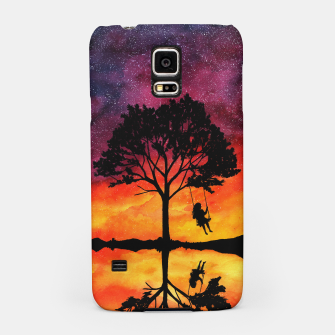 Miniaturka Sunset Dreams Samsung Case, Live Heroes