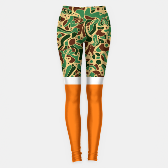 Thumbnail image of Sprawl Classic Camo - Leggings, Live Heroes