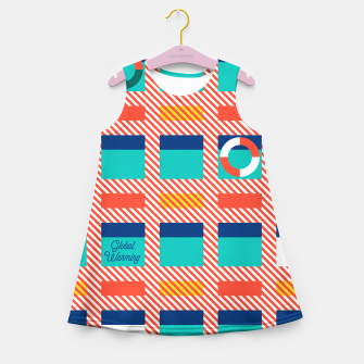 Thumbnail image of Global Warming - Kid´s Summer Dress, Live Heroes