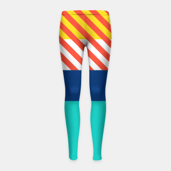 Thumbnail image of Global Warming - Kid´s Leggings, Live Heroes