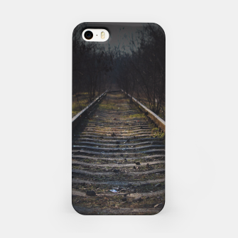 Miniatur Rails iPhone Case, Live Heroes