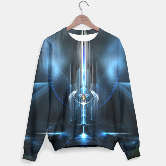 Thumbnail image of The Sanctuary Of Light Sweater, Live Heroes