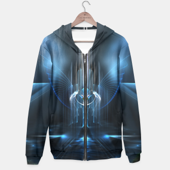 Thumbnail image of The Sanctuary Of Light Hoodie, Live Heroes