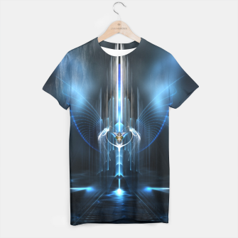 Thumbnail image of The Sanctuary Of Light T-shirt, Live Heroes