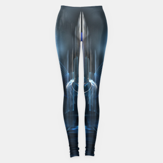 Thumbnail image of The Sanctuary Of Light Leggings, Live Heroes