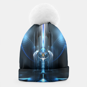 Thumbnail image of The Sanctuary Of Light Beanie, Live Heroes