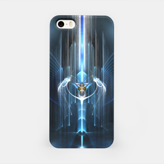Thumbnail image of The Sanctuary Of Light iPhone Case, Live Heroes