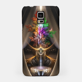 Thumbnail image of Flowers Of Golden Falls Samsung Case, Live Heroes