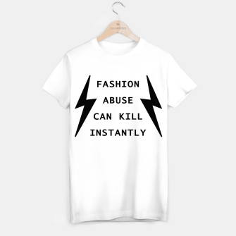 Thumbnail image of Fashion Abuse Can Kill, Live Heroes