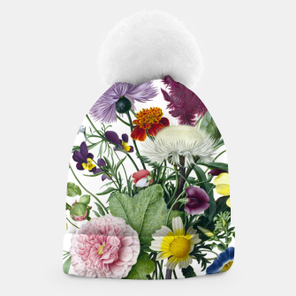 Thumbnail image of Flower Beanie, Live Heroes