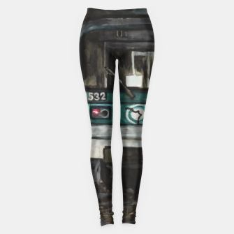Miniatur Paris  Leggings, Live Heroes