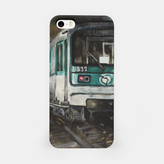 Miniatur Paris  iPhone Case, Live Heroes