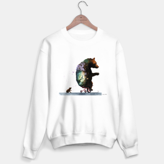 Thumbnail image of bear Sweater, Live Heroes