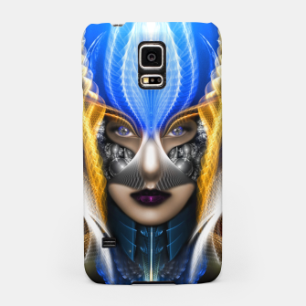 Thumbnail image of The Ethereal Beauty Of Arsencia The Golden Setren Samsung Case, Live Heroes