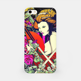 Thumbnail image of ASIAN DIVA Samurai Edition iPhone Case, Live Heroes