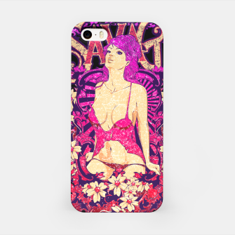 FEMALE LUST Demon White Edition iPhone Case thumbnail image