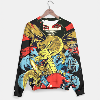 Thumbnail image of THE LADY ASSASSIN Dragon Heart Edition Sweater, Live Heroes