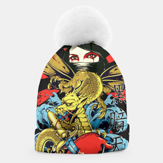 Thumbnail image of THE LADY ASSASSIN Dragon Heart Edition Beanie, Live Heroes