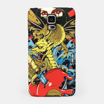 Thumbnail image of THE LADY ASSASSIN Dragon Heart Edition Samsung Case, Live Heroes