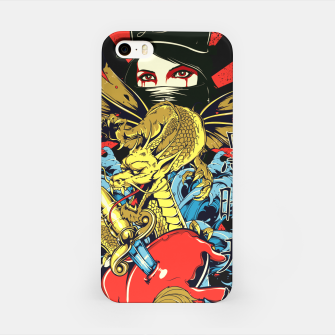 Thumbnail image of THE LADY ASSASSIN Dragon Heart Edition iPhone Case, Live Heroes