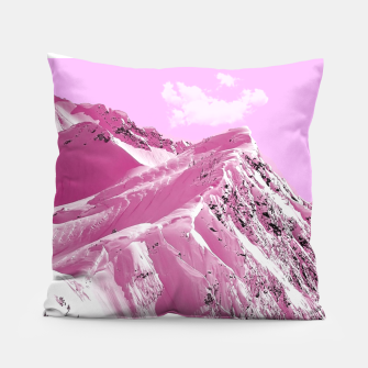 Thumbnail image of Ice Mountain Pillow, Live Heroes