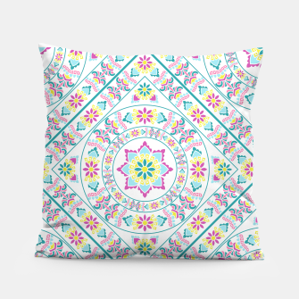 Thumbnail image of Ethnic African Style Ornament Pattern Pillow, Live Heroes