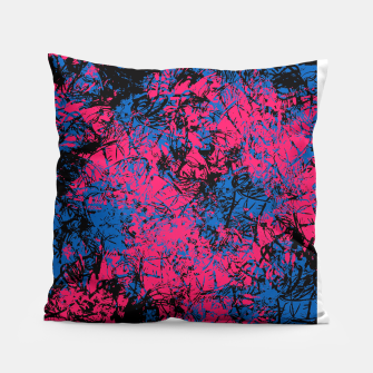 Thumbnail image of Abstract #1 Pillow, Live Heroes