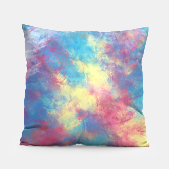 Thumbnail image of Abstract #3 Pillow, Live Heroes