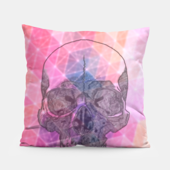 Thumbnail image of Skeletal Fever Pillow, Live Heroes